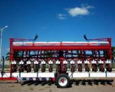 Sembradora Monumental Autotrailer Granos Gruesos