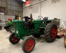 Deutz 65 Motor 2114 con Levante 3 Pts