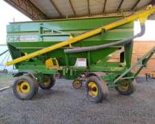 Acoplado Comofra Semilla / Fertilizante - 17.500 Lts - 0 KM.