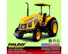 Tractor Pauny 210 C