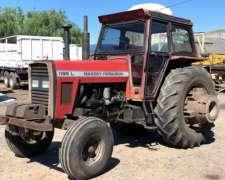 Massey Ferguson 1195 año 1991 Motor Fase 4