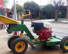 Tractor Corta Césped y Malezas Motor Motor Honda 13hp