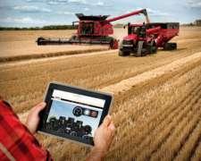 Sistema Administración Agrícola Avanzado AFS Connect - GRM