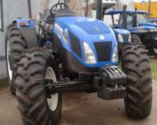 New Holland TL95 Exitus (103 CV) - Increíble Financiación