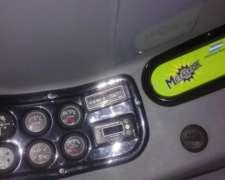 Metalfor 3200 09 Chasis y Alas Negros - 5800 Hs