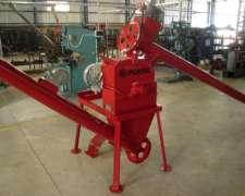 Moledora de Cereales Eléctrica Marca Pirro JP 2005