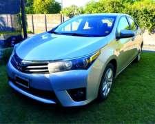 Toyota Corolla Xei Mt 2014 - 39000 Km