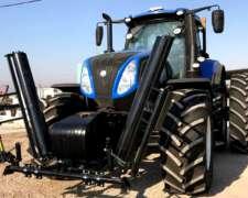 Rolos Pisa Rastrojos para Tractores New Holland Nuevos