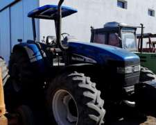Tractor New Holland TM 150, Mod. 2005, sin Cabina.
