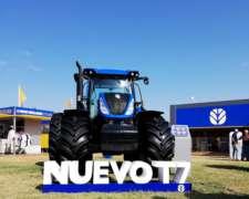 Tractor Agrícola T7 4wd - 0km