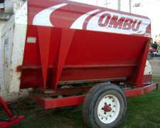 Mixer Ombu de 6 Metros
