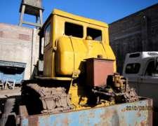 Tractor HTZ3 Oruga de 140 HP con Pala