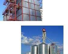 Secadoras Scf Columna Capacidad Desde 18 Ton/hs Hasta 125