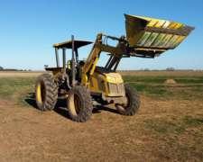 Tractor Pauny 230 Con Pala 2000 Hs