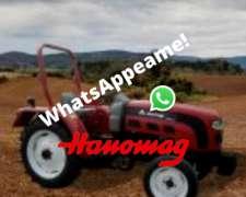 Tractor Hanomag 300a 30hp 2wd Agrícola Promo