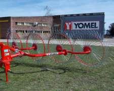 Rastrillo Hrp 4rastrillos Lineales, Yomel
