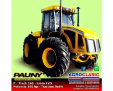 Tractor Pauny P-track 160