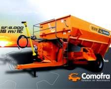 Mixer Horizontal SF-8000 1e - Comofra
