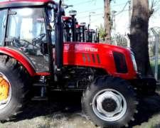 Tractores Agrícolas - 80 HP - Marca YTO