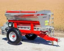 Fertilizadora Fertec 4500 Con Aplicación Variable