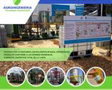Biodiesel B-100 100 % Vegetal Miniplanta Para Autoconsumo