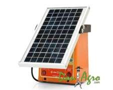 Electrificador Solar Con Bateria Picana 20km