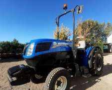 Tractor New Holland Modelo T4.65v 2wd - 0km