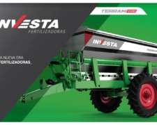 Fertilizadora Investa Terram 6500