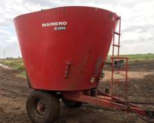 Mixer Vertical Mainero 2516 - Impecable - año 2015