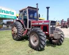 Tractor Massey Ferguson 5160 S4 Doble Tracción. Buen Estado