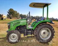 Tractor Chery Bylion RK504 50 HP Doble Traccion