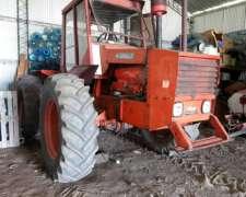 Tractor Zanello 4200 con Toma de Fuerza,