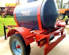 Acoplado Tanque 750 Lts. para Agua, Plástico - Marpla