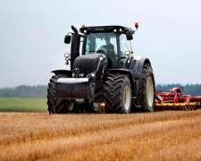Tractor Valtra S 324 - Caja CVT
