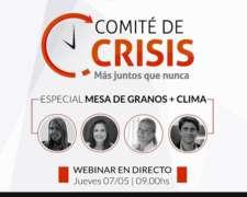Comité de Crisis - Especial Mesa de Granos - Agroeducación