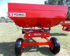 Fertilizadora Yomel Control 2024 a Vend Cignoli Hnos