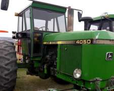Tractor John Deere 4050 (1990)