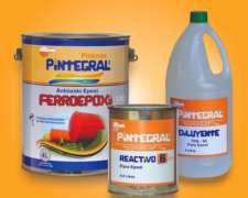 Antioxido Epoxi 2k para Tractores y Cosechadoras, 7 Lts.