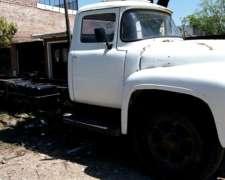 Ford 900 Con Perkins Caja De 5 Alta Y Baja