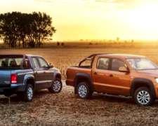 Camionetas Volkswagen Amarok - Nuevas 0 KM. - Full-full