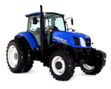 Tractor New Holland T6 de 130, 155 y 165 HP