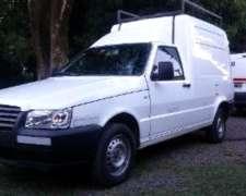 Furgón Fiat Fiorino TD - año 2005