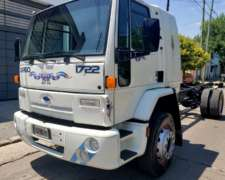 Ford Cargo 1722 Chasis Impecable