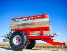 Fertilizadora al Voleo Marca Fertec - Fertil 9000 Serie 5