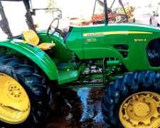 Tractor John Deere 5090 e - Año: 2017