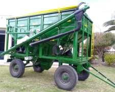 Tolva para Semillas y Fertilizantes Agro Fenix 14tt. Nuevo