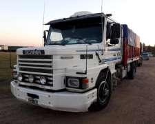 Scania 112 310 HP Motor Reparado Completo