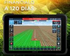 Dux 8 Consola De Agricultura De Precisión Campo Preciso