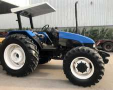 New Holland TL 95 4X4 con 3 Punto