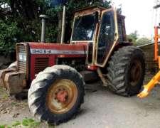Tractor Massey Ferguson 1340 S4